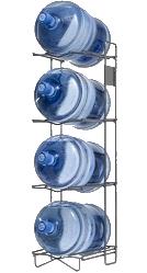 Bronwater flessenrek
