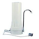 Waterfilter standaard met zilver carbon filter incl. kraan en eenvoudige montage