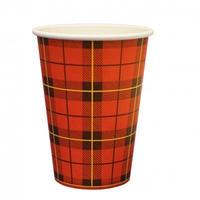 Kartonnen (koffie) drinkbeker 180c   Mega aanbieding