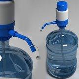 Fles water pomp_