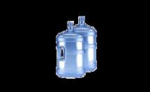 Bronwater flessen 19 Liter
