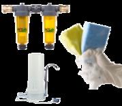 Hygiene, onderhoud en vervangen waterfilter waterkoeler