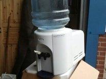 Flessen - waterkoeler - Degree - Tafel model