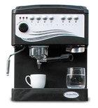 Italiaans produkt  Koffie,  expresso, cappaccino en gekoeld water