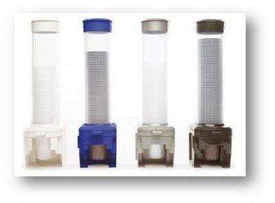 Bekerhouder, beker houder, cup dipenser voor drinkbekers  niet voorradig