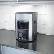 Waterkoeler model OnYx  koud en heet water temperatuur