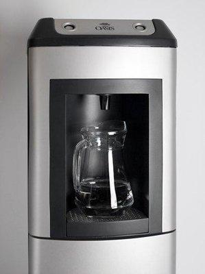 Waterkoeler, watercooler, waterleidingkoeler Kalix voor koud en warm