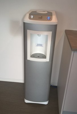 Kalix de luxe waterkoeler gekoeld gefilterd water en lauw temperatuur