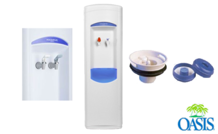 Water dispenser  Oasis – Aquarius Pou waterleidingkoeler